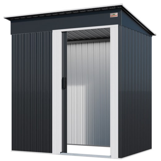 Metal Shed 6x5x3ft