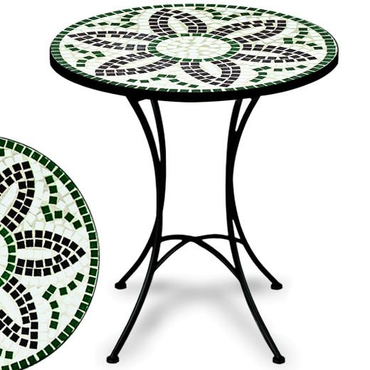 Mosaiktisch Flora Ø60cm