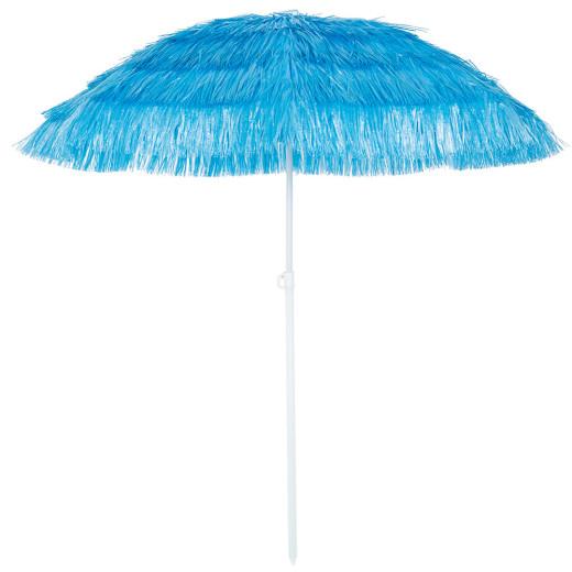Sombrilla Hawaii Ø160cm Azul