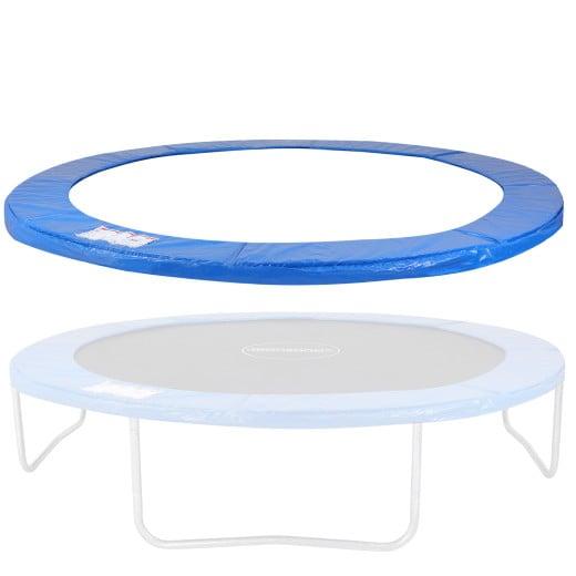 Cojín de protección camas elasticas azul Ø305cm