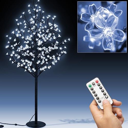 Kirschblütenbaum 220cm mit 220 LEDs für In- und Outdoor