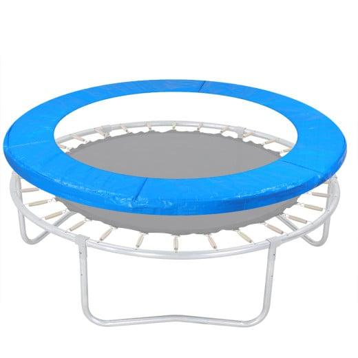 Cojín de protección camas elasticas azul Ø183cm