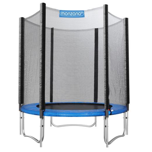 Trampolín cama elástica, 183cm, incl.red de seguridad.