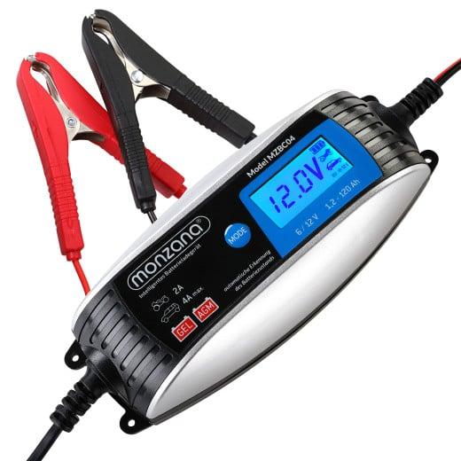 Batterieladegerät 6V 12V