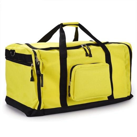 Reisetasche Gelb 90L